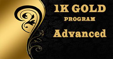1K GOLD PROGRAM – מתחילים