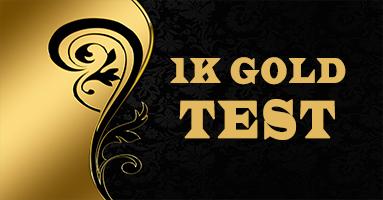 1K GOLD PROGRAM – מבחן התאמה