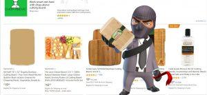 6 צעדים פשוטים להגנה מפני חוטפים Hijackers amazon