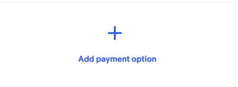 איך להוסיף כרטיס אשראי לחנות איביי